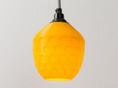 Honeycomb hanglamp
